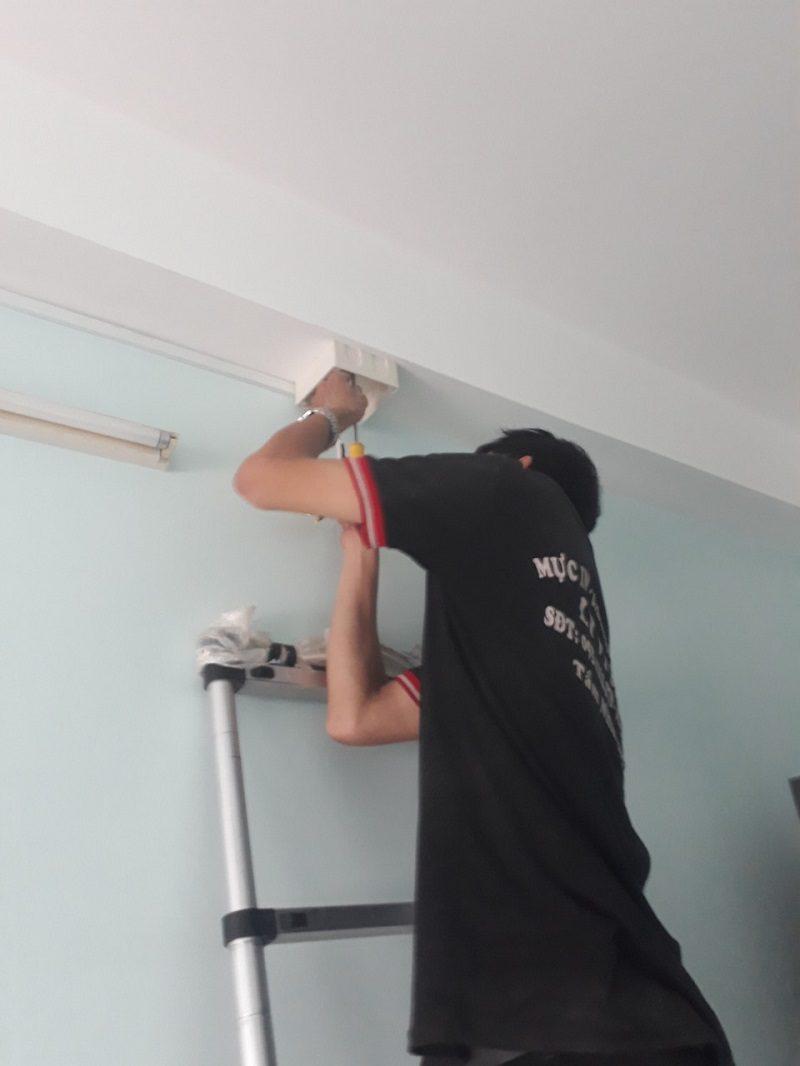 Dịch vụ sửa chữa camera tại nhà