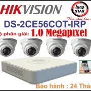 HIKVISION DS-2CE56COT IRP