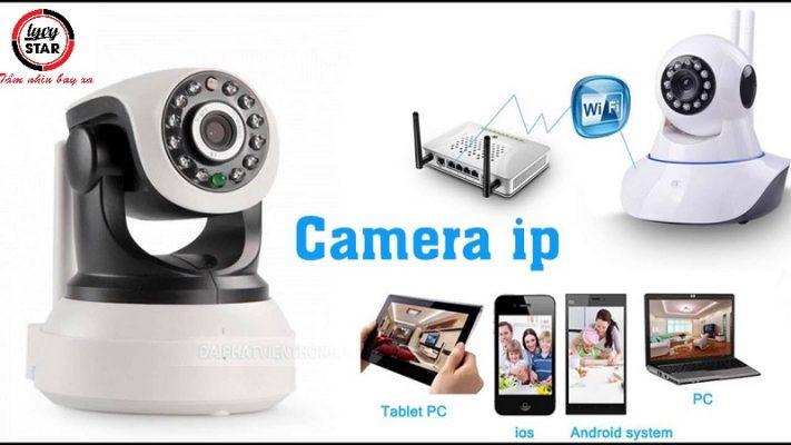 lắp đặt camera an ninh IP
