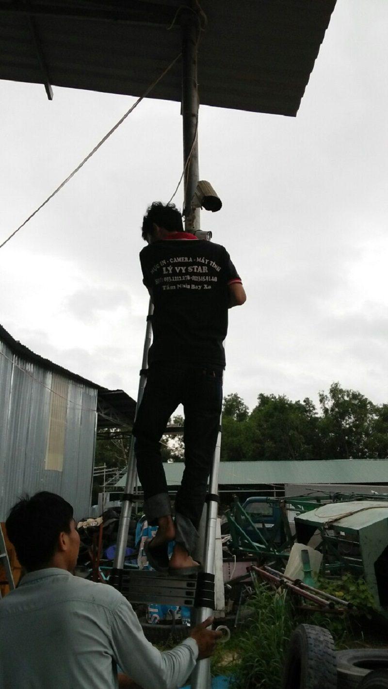 Dịch vụ lắp đặt camera chuyên nghiệp