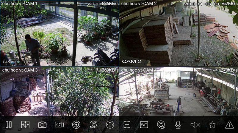 Công ty lắp đặt hệ thống camera nhanh chóng