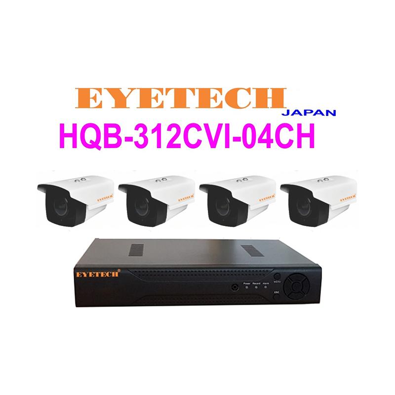 EYETECH HDCVI HQB -312CVI
