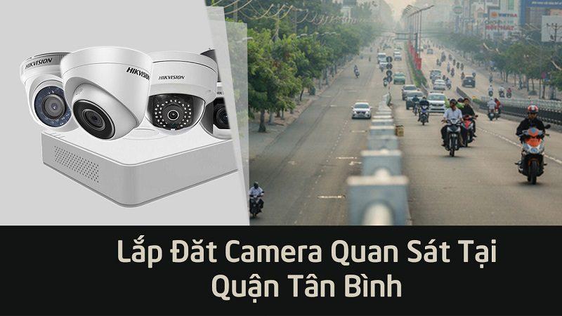 lắp đặt camera an ninh tại quận Tân Bình