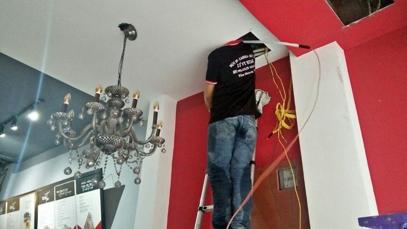 Dịch vụ lắp đặt và sửa chữa camera tại Đức Hòa - Đức Huệ (Long An)