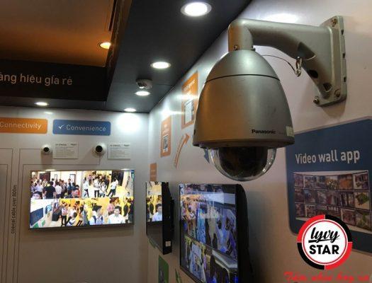lắp đặt hệ thống camera dome giá rẻ