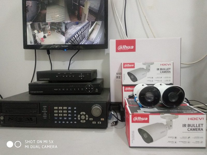Lắp đặt camera chuyên nghiệp tại Huyện Bình Chánh