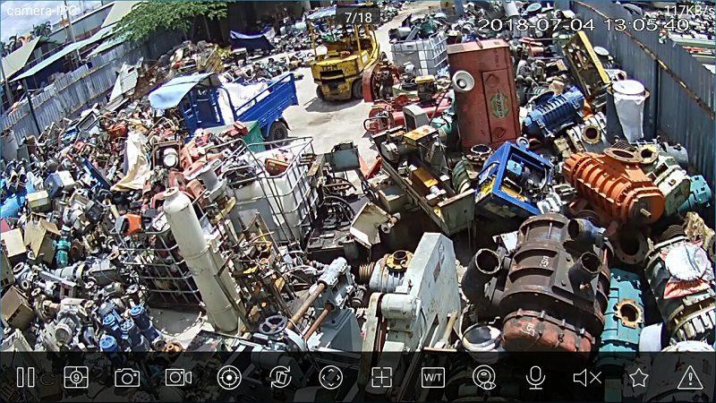 lắp đặt camera trọn gói giá rẻ tại Huyện Cần Giờ