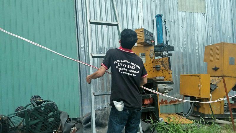Lắp đặt camera trọn gói tại Huyện Hóc Môn