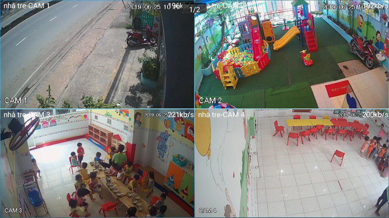 """Bảo trì hệ thống camera tại Hóc Môn với dịch vụ chất lượng và giá siêu """" MỀM"""""""