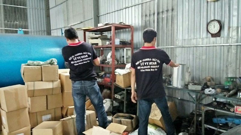 Bảo trì hệ thống camera trọn gói tại quận Tân Bình giá rẻ uy tín