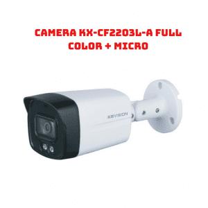 Camera KX-CF2203L-A full color + micro (1)