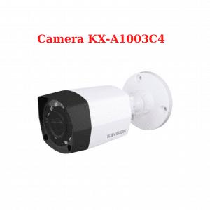 Camera KX-A1003C4=