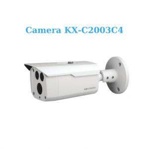 Camera KX-C2003C4